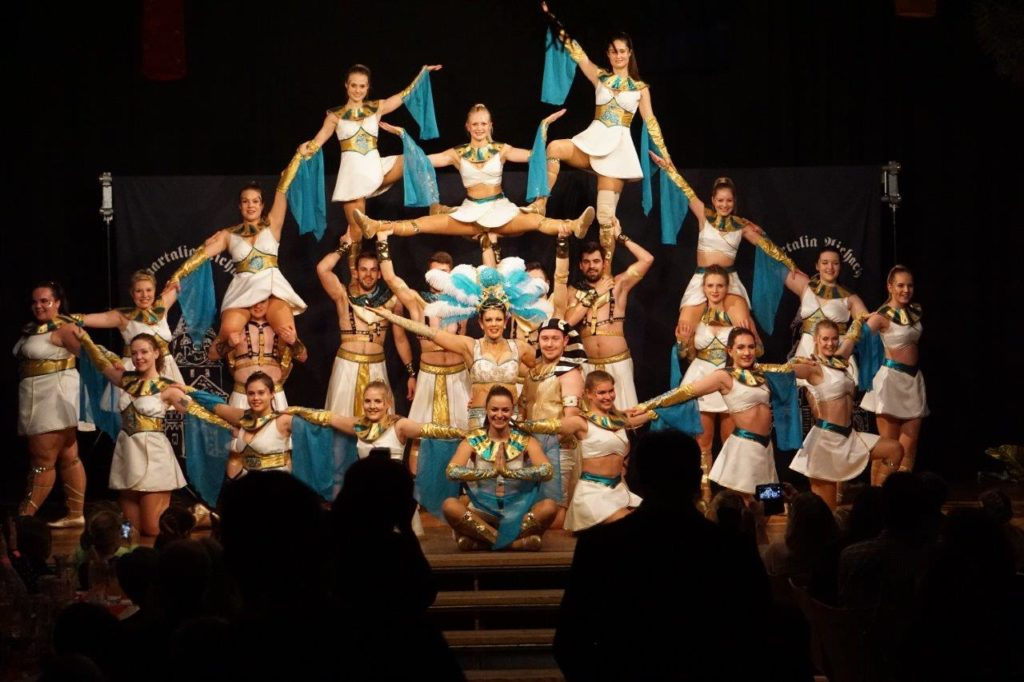 Eine fesselnde Show rund um das Land der Pharaonen