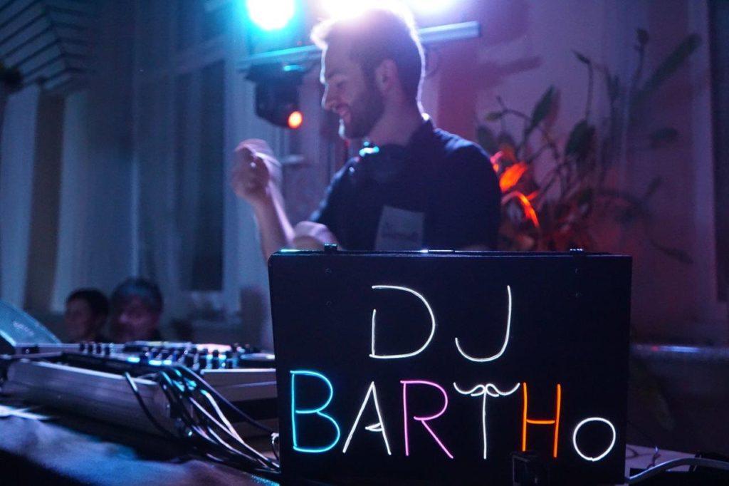 DJ Bartho sorgte bis in die frühen Morgenstunden für ausgelassene